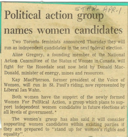 Metro politicians ready to roll  - Toronto Star, Sep, 1972